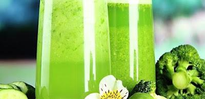 Macam-Macam Resep Jus Brokoli yang Menyehatkan dan Anti Kanker - echotuts