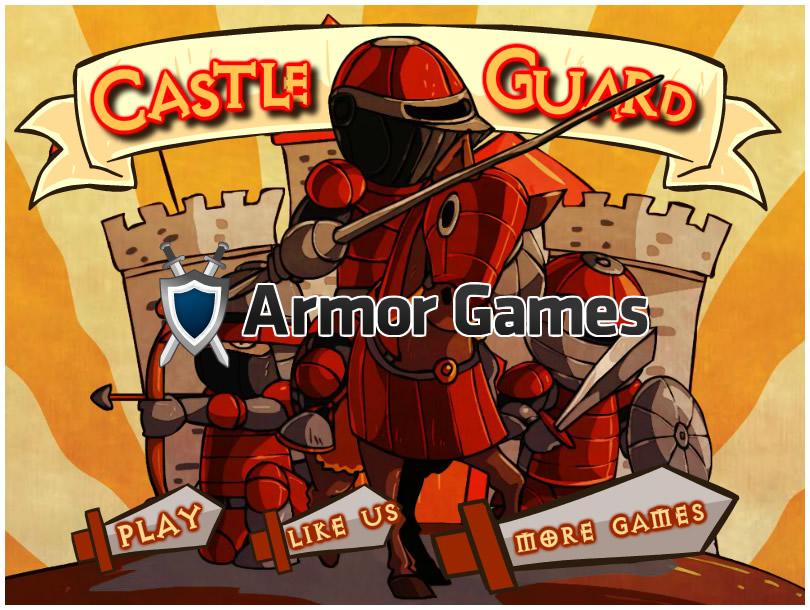 Armor Game : Castle Guard