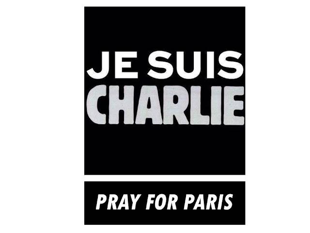 Charlie Hebdo, França