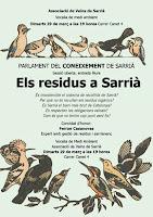 Parlament del Coneixement de Sarrià 2