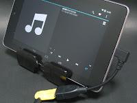 Nexus7でDAC再び