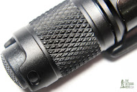 Lumintop Tool AAA Flashlight - Tail View 4
