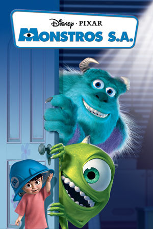 Monstros S.A – Full HD 1080p
