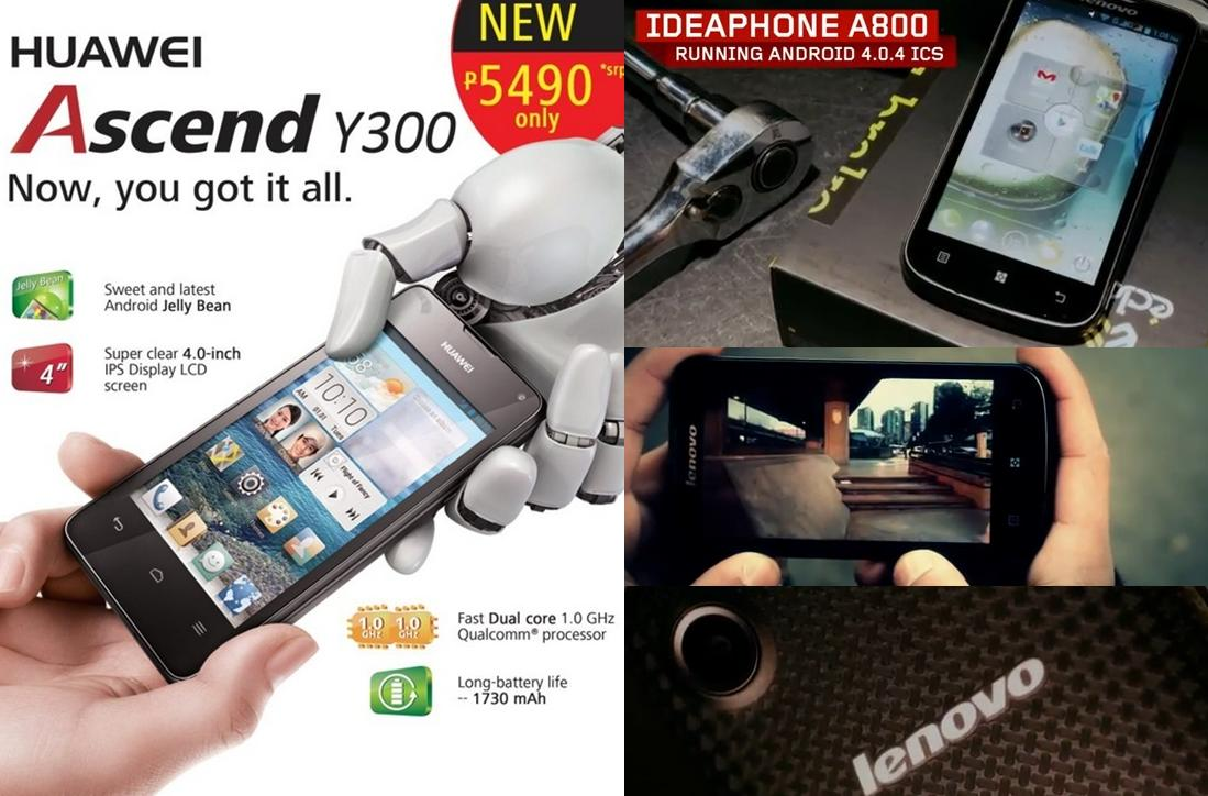 huawei phones price list p6. huawei ascend y300 vs lenovo a800 price and specs comparison phones list p6