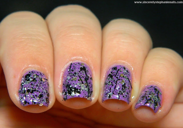 China Glaze Glitz N Pieces