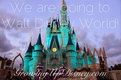 Follow along as the Growing Up Disney family visits Walt Disney World.