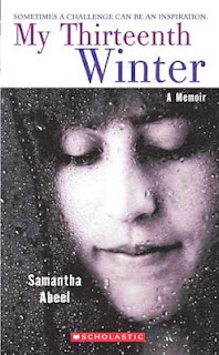 bookcover of MY THIRTEENTH WINTER by Samantha Abeel