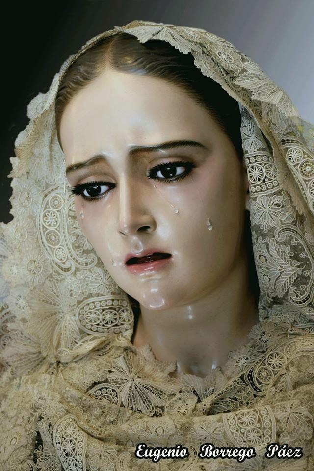 Mª Stma. de Guadalupe en su Esperanza (Málaga)