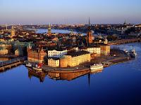 I was in : STOCKHOLM