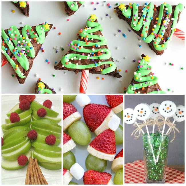 8 delícias para enfeitar sua mesa de natal #comida #natal #sobremesa