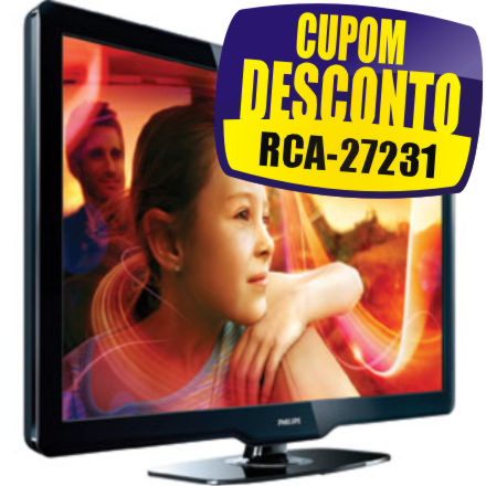 TV 32 LCD Full HD 32PFL3606D Philips