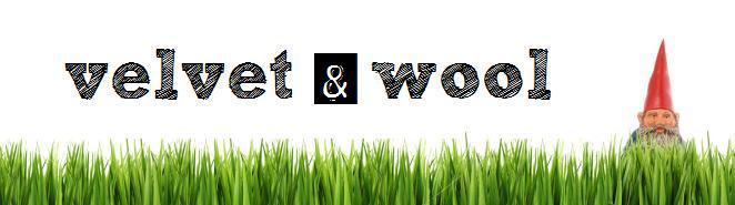 velvet & wool