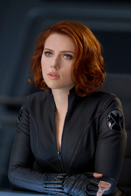 The Avengers Scarlett Johansson Black Widow