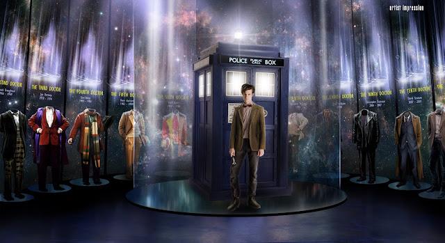 História Doctor Who