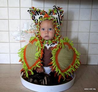 Детские костюмы из бросового материала своими руками фото 441