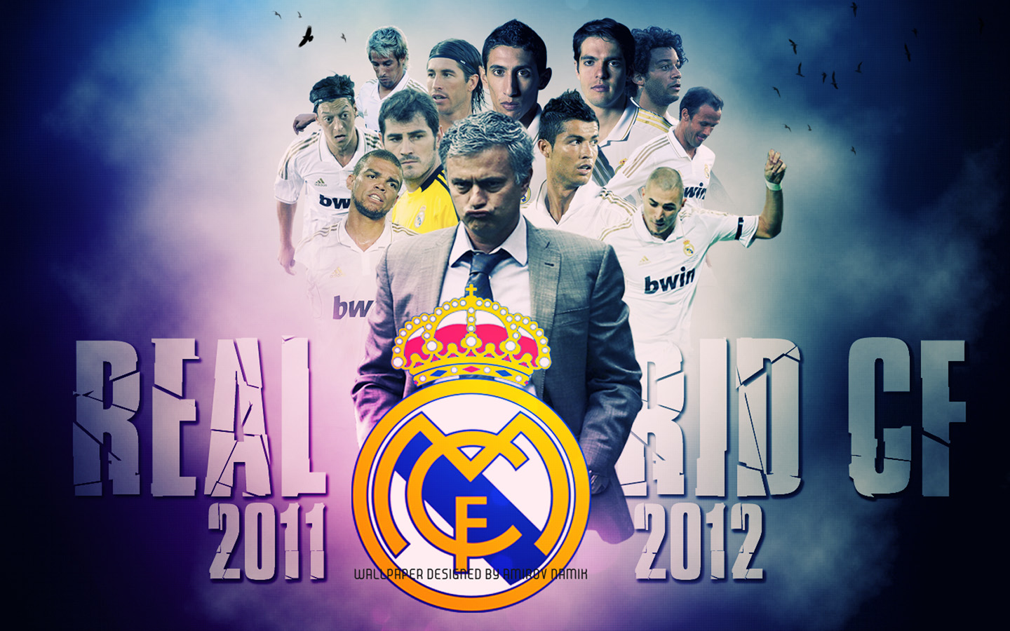 Real Madrid Soccer HD Wallpapers 2012 2013