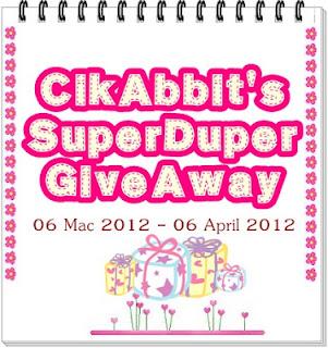 CikAbbit's SuperDuper GA