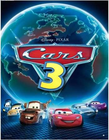 Cars 3 2017 Hindi Dual Audio 300MB Web-DL 480p