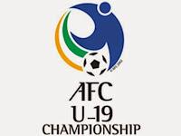 Inilah Hasil Undian Piala Asia U-19 2014