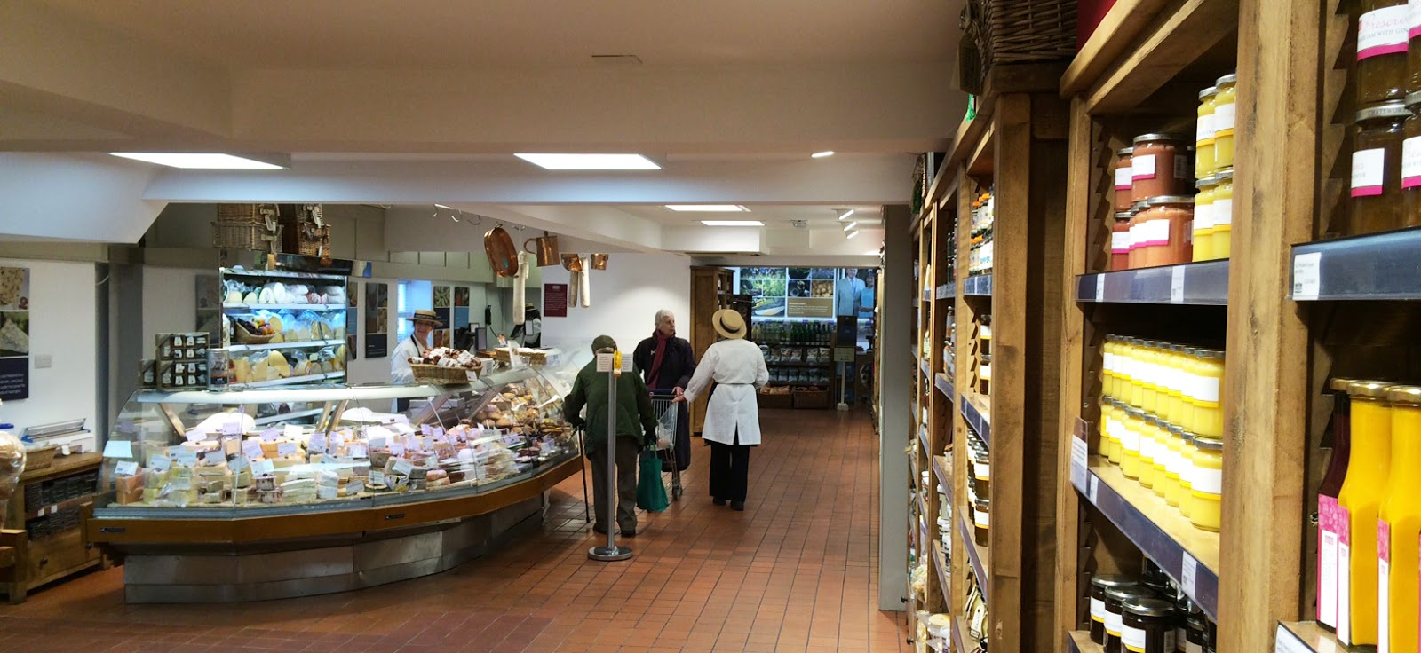 New look for the estate farm shop