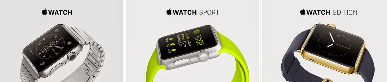 Modelos de Apple Watch