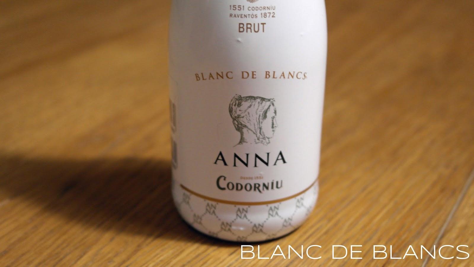 Anna de Codorníu Blanc de Blancs - www.blancdeblancs.fi