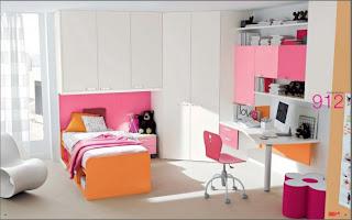 ���� ����� ����� 2012,��� ����� pink-and-orange-room-582x364.jpg