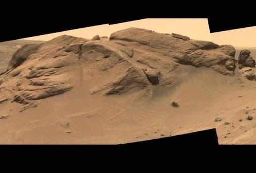 Bukti Air Pernah Ada di Planet Mars Kembali Ditemukan