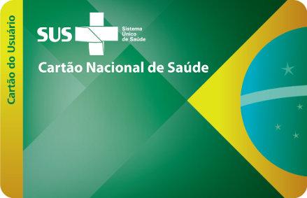 ACESSE SEU CARTÃO NACIONAL DE SAÚDE