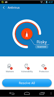 360 Mobile Security- Antivirus_Android app