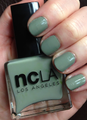 NCLA, NCLA nail polish, NCLA The Spa Comes To Me!, nails, nail polish, nail lacquer, nail varnish, manicure, Mani Monday, #manimonday