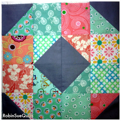 patchwork, HST, global scrap bee