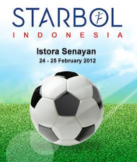 Starbol Indonesia 2012