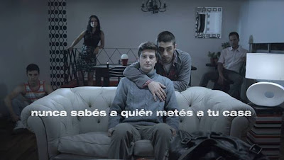 Solo, Alone, 2013, película gay