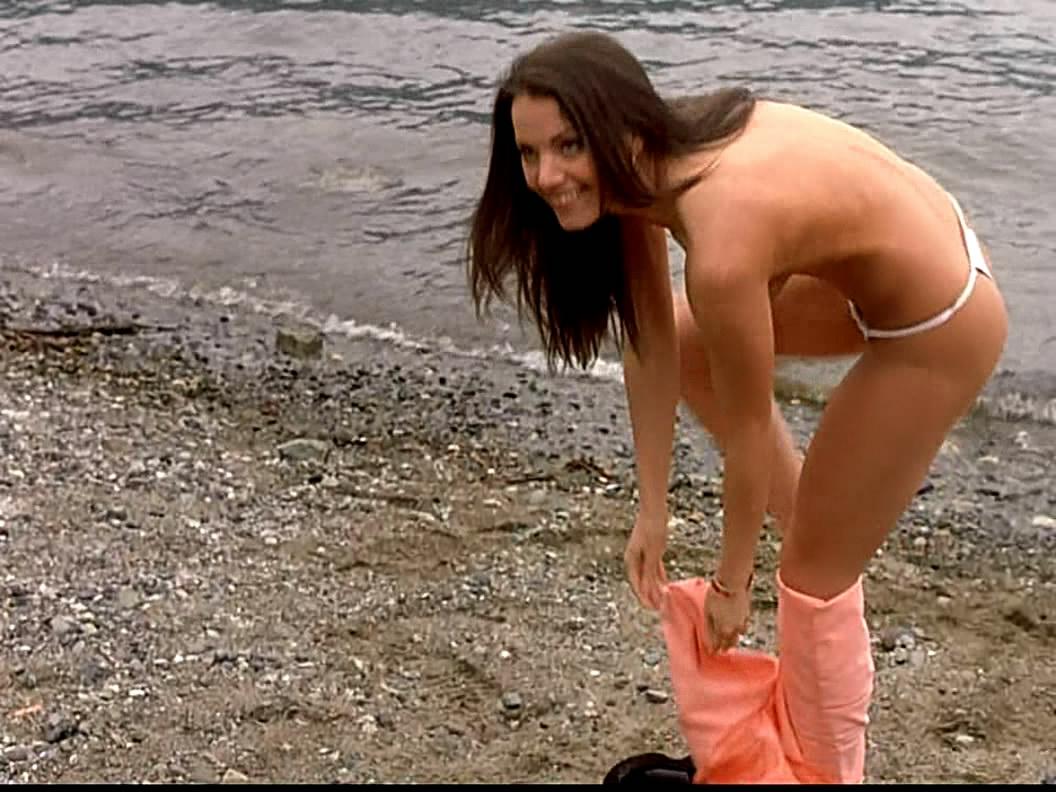 Dana Delany & Stephanie Niznik en - El Septimo Desnudo
