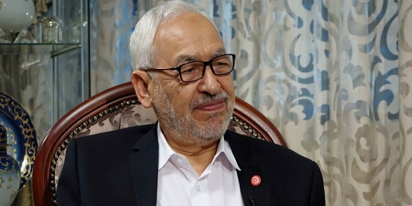 راشد الغنوشى يدعو لمصالحة بين المصريين لا تستثنى احدا