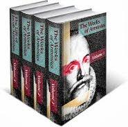 As Obras De Jacó Arminío ( 4 Vols )