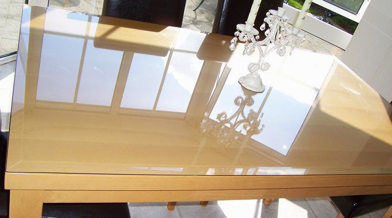 Superbe The Heavier And Taller The Furniture Item Is, The Thicker The Glass Table  Top Should Ideally Be.
