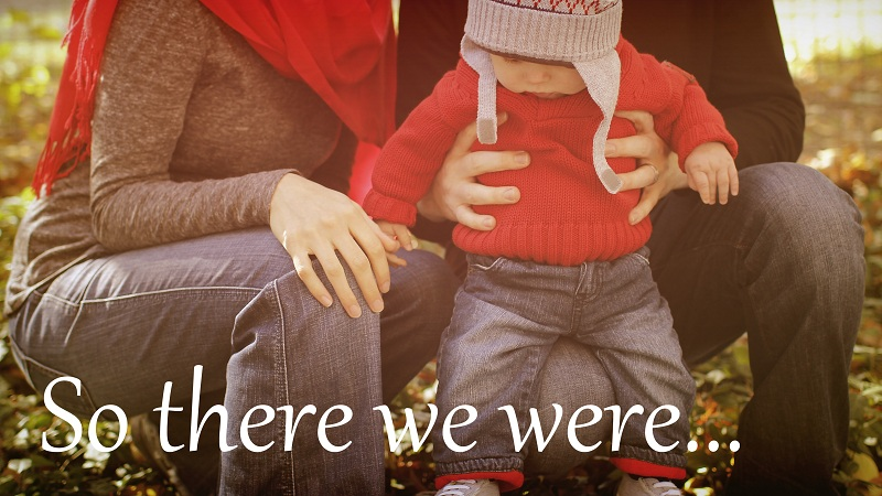 So There We Were