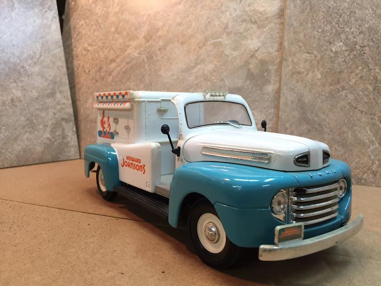1948 Ford Howard Johnson's Ice Cream Truck