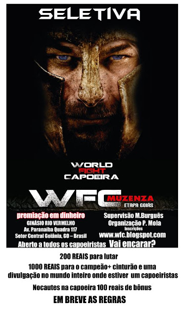 World Fight Capoeira