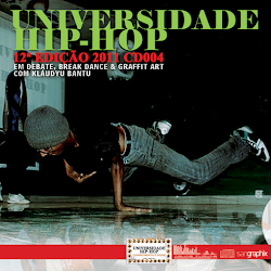 12.ª DOWNLOAD O AUDIO DA EDIÇÃO EM QUE O TEMA DO WORKSHOP FOI, BREAK DANCE & GRAFFIT ART