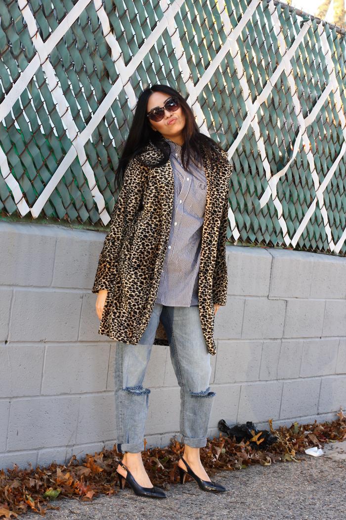 vintage checks and cheetah 5