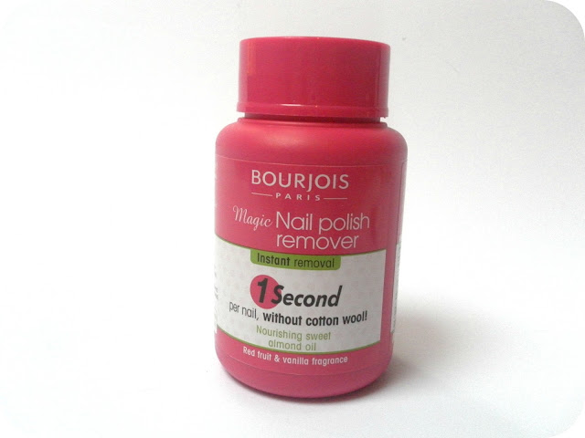 Bourjois Magic Nail Polish Remover