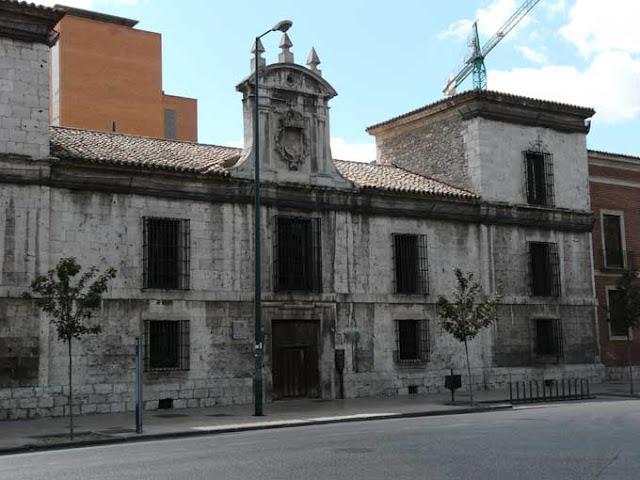 Monumentos de valladolid palacio de los vivero chanciller a for Viveros valladolid