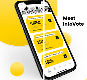 Education App of the Month - InfoVote