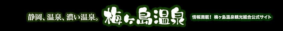 静岡 温泉、濃い温泉。 梅ヶ島温泉公式サイト