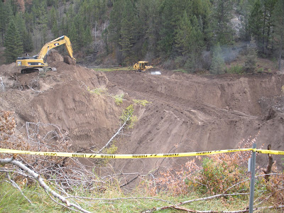 Reclaiming Placer gold mining projects in Montana