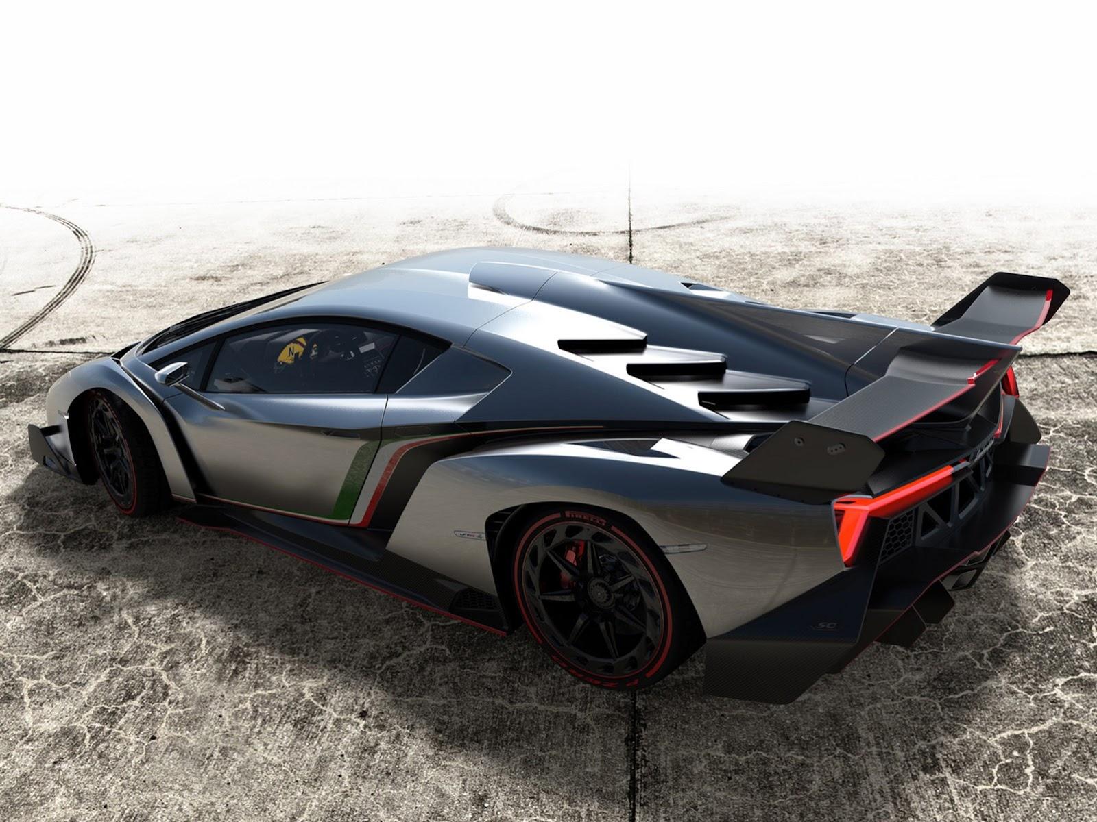 Passion For Luxury Lamborghini Veneno 4 5 Million Supercar