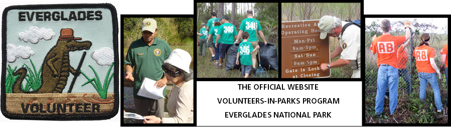 Everglades Volunteer Program